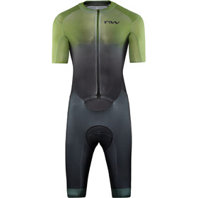 Northwave Body Pro Protezione Uomo, verde